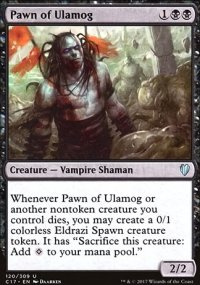 Pawn of Ulamog - Commander 2017