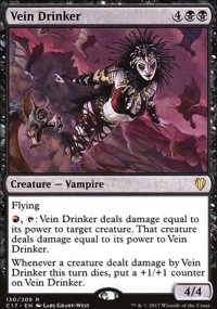 Vein Drinker - Commander 2017