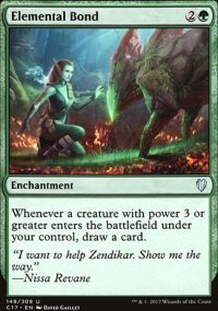 Elemental Bond - Commander 2017
