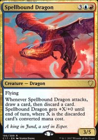 Spellbound Dragon - Commander 2017