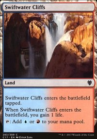 Swiftwater Cliffs - Commander 2017