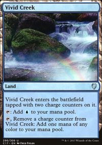 Vivid Creek - Commander 2017