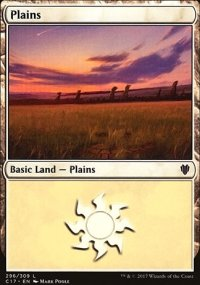 Plains 2 - Commander 2017
