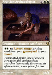 Argivian Archaeologist - Masters Edition