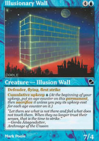 Illusionary Wall - Masters Edition