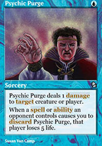 Psychic Purge - Masters Edition