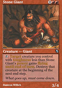 Stone Giant - Masters Edition
