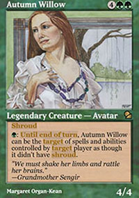 Autumn Willow - Masters Edition