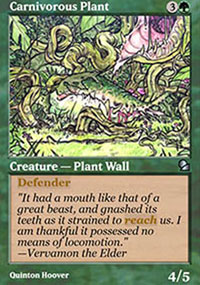 Carnivorous Plant - Masters Edition