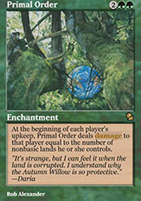 Primal Order - Masters Edition