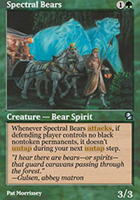 Spectral Bears - Masters Edition