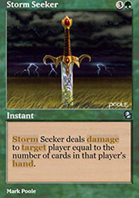 Storm Seeker - Masters Edition