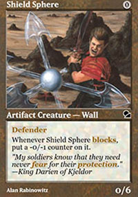 Shield Sphere - Masters Edition