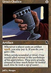 Urza's Chalice - Masters Edition