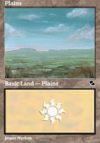 Plains 1 - Masters Edition