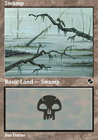 Swamp 1 - Masters Edition