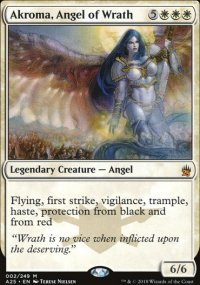 Akroma, Angel of Wrath - Masters 25