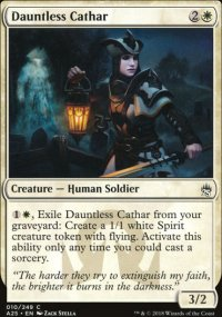 Dauntless Cathar - Masters 25