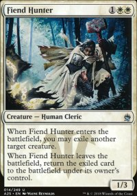 Fiend Hunter - Masters 25