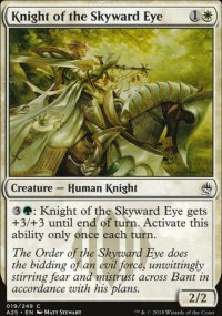 Knight of the Skyward Eye - Masters 25