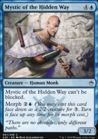 Mystic of the Hidden Way - Masters 25