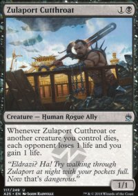 Zulaport Cutthroat - Masters 25
