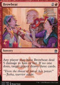 Browbeat - Masters 25