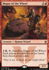 Magus of the Wheel - Masters 25