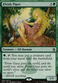 Elvish Piper - Masters 25