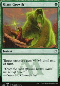 Giant Growth - Masters 25
