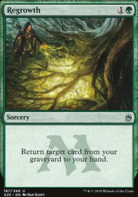 Regrowth - Masters 25