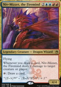 Niv-Mizzet, the Firemind - Masters 25