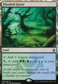 Flooded Grove - Masters 25