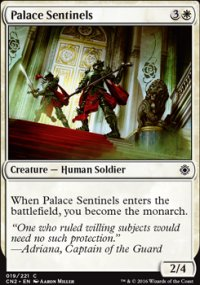 Palace Sentinels - Conspiracy - Take the Crown