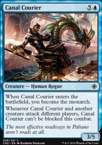 Canal Courier - Conspiracy - Take the Crown