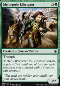 Menagerie Liberator - Conspiracy - Take the Crown