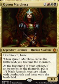 Queen Marchesa - Conspiracy - Take the Crown