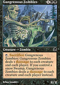 Gangrenous Zombies - Masters Edition II