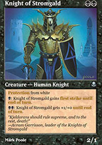 Knight of Stromgald - Masters Edition II