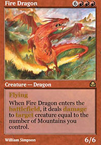 Fire Dragon - Masters Edition II