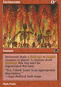 Incinerate - Masters Edition II