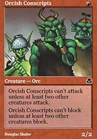 Orcish Conscripts - Masters Edition II