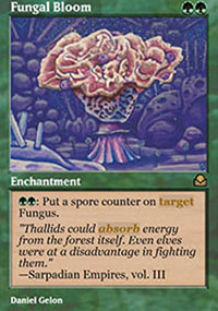 Fungal Bloom - Masters Edition II
