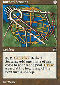 Barbed Sextant - Masters Edition II