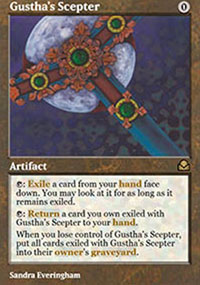 Gustha's Scepter - Masters Edition II