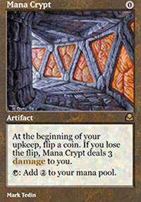 Mana Crypt - Masters Edition II