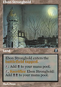Ebon Stronghold - Masters Edition II