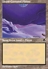 Snow-Covered Plains - Masters Edition II