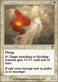 Angelic Page - 7th Edition