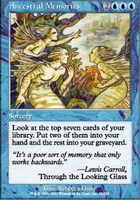 Ancestral Memories - 7th Edition